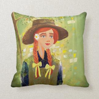 girl throwpillow throw pillow