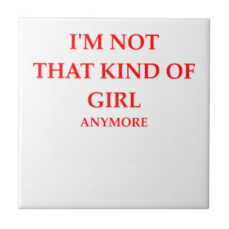 GIRL TILE