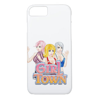 Girl Town iPhone 7 Case