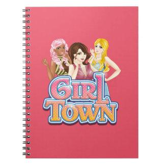 Girl Town Notebook