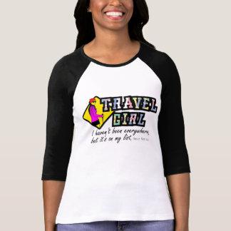 Girl travel T-Shirt