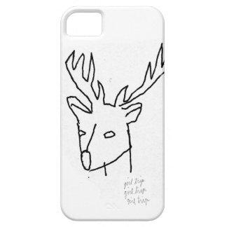 Girl Trip Deer iPhone 5/5c case. iPhone SE/5/5s Case