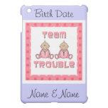 Girl Twins iPad Mini Cases