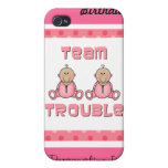 Girl Twins iPhone 4/4S Case