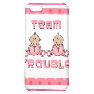 Girl Twins iPhone 5C Cover