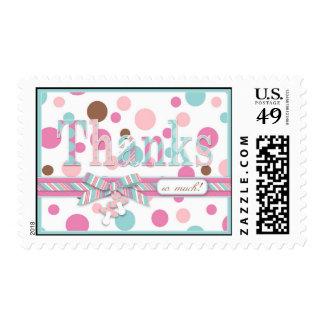 Girl TY Stamp FP