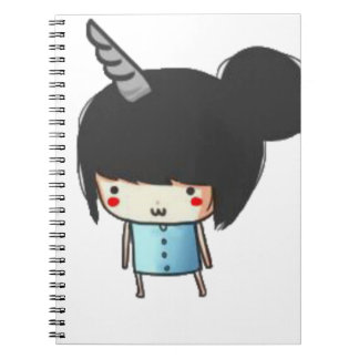 girl_unicorn cuadernos
