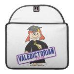 Girl Valedictorian MacBook Pro Sleeve
