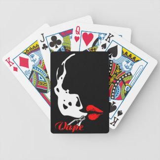 Girl Vape Card Decks