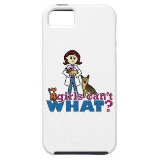 Girl Veterinarian iPhone 5 Covers