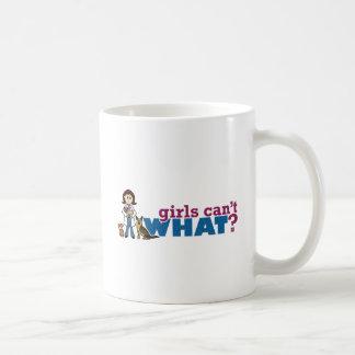 Girl Veterinarian Coffee Mug