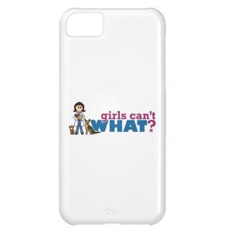 Girl Veterinarian iPhone 5C Cases