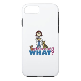 Girl Veterinarian iPhone 8/7 Case