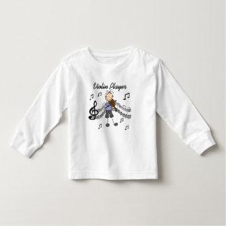 Girl Violin Player Tshirts and Gifts