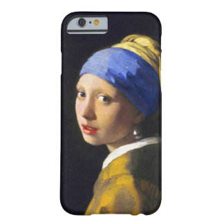 Girl w Pearl Earring ~ Vermeer Barely There iPhone 6 Case
