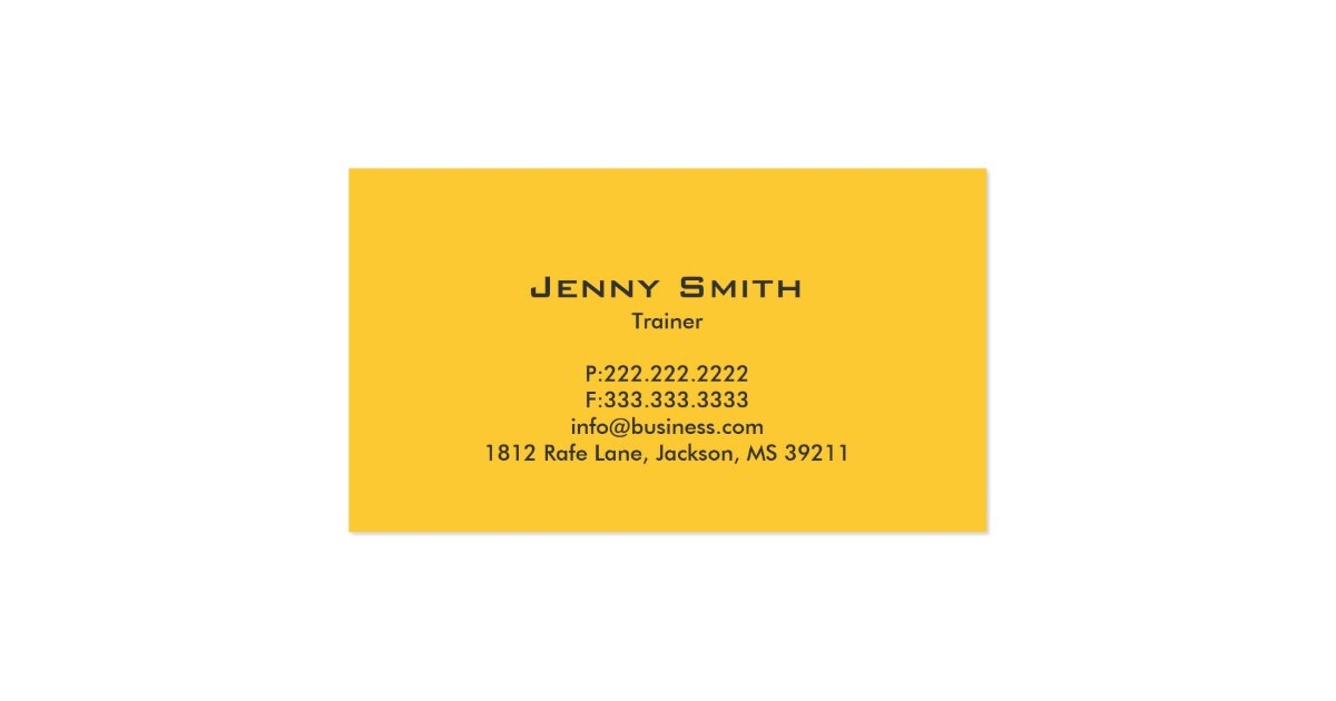 girl weight loss business card zazzle