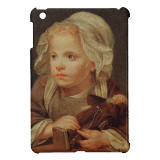 Girl with a Doll iPad Mini Cases