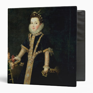 Girl with a dwarf, thought to be a portrait binder