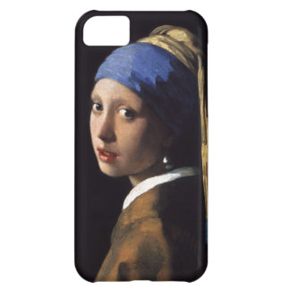 Girl With A Pearl Earring by Johannes Vermeer iPhone 5C Case