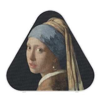 Girl with a Pearl Earring, c.1665-6 (oil on canvas Bluetooth Speaker