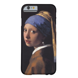 Girl with a Pearl Earring iPhone 6 Case