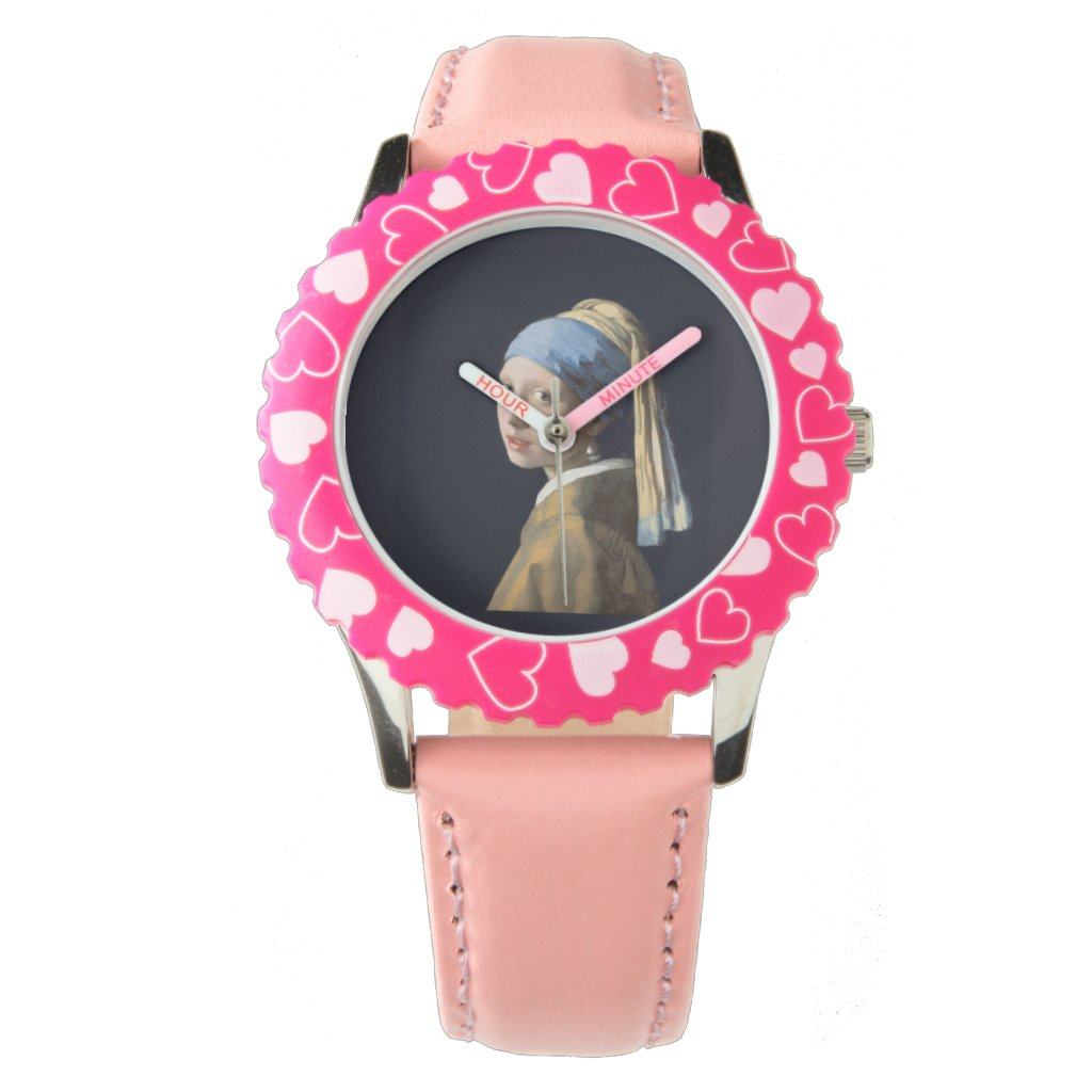 Girl with a Pearl Earring Watch