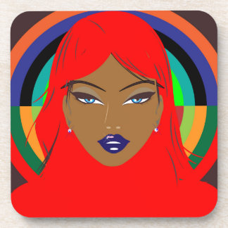 girl with Attitude Coaster