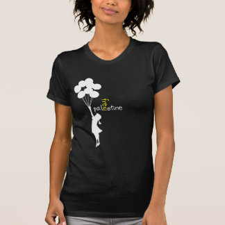 Girl with Balloons T Shirt