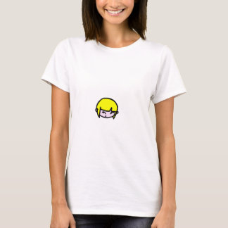 girl with blonde hair T-Shirt
