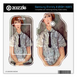 Girl with blouse by Amedeo Modigliani Samsung Eternity II Decal