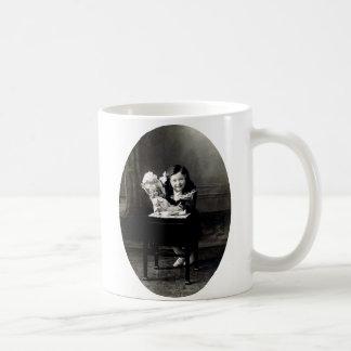 Girl With Doll Mug