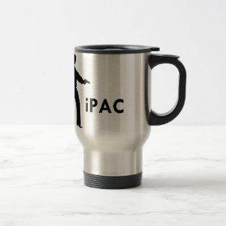 Girl With Gun iPac Coffee Mug