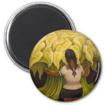 girl_with_lillies_1941.png magnet