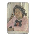 Girl with Peaches, 1887 iPad Mini Cover