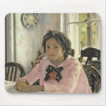 Girl with Peaches, 1887 Mouse Pad