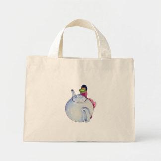 Girl with Tea Bag