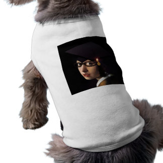Girl with the Graduation Hat Shirt
