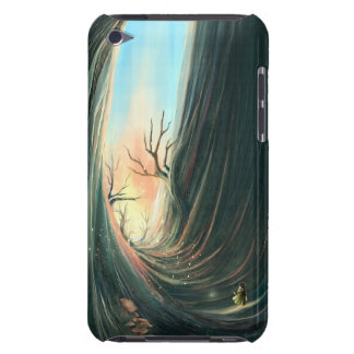 girl with the kite barely there iPod case