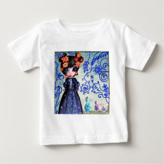 girl with the lapinous baby T-Shirt