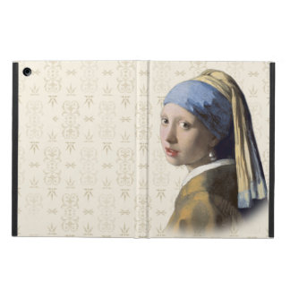 Girl with the Pearl Earring Cover For iPad Air