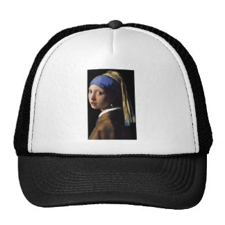 girl with the pearl earring hat