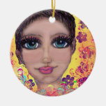 girlart ornament