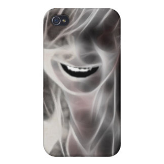GirlFace 1 iPhone 4/4S Cases