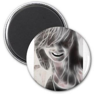 GirlFace 1 Magnet