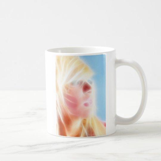 GirlFace 2 Coffee Mug