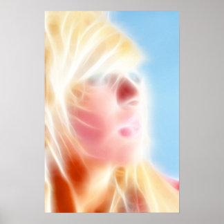 GirlFace 2 Poster