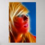 GirlFace 3 Poster