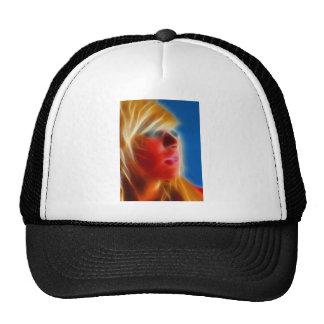 GirlFace 3 Trucker Hat