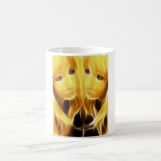 GirlFace 4 Coffee Mug