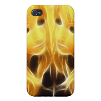 GirlFace 4 iPhone 4 Protectores
